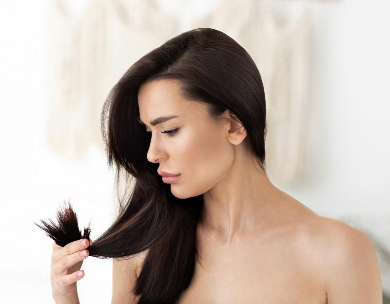 hair loss due to hair straightener
