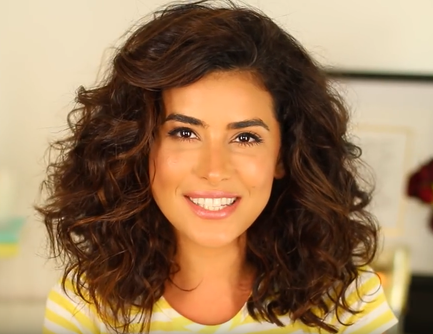 Styling Thick Wavy Hair: Thick, Frizzy And Wavy Hair