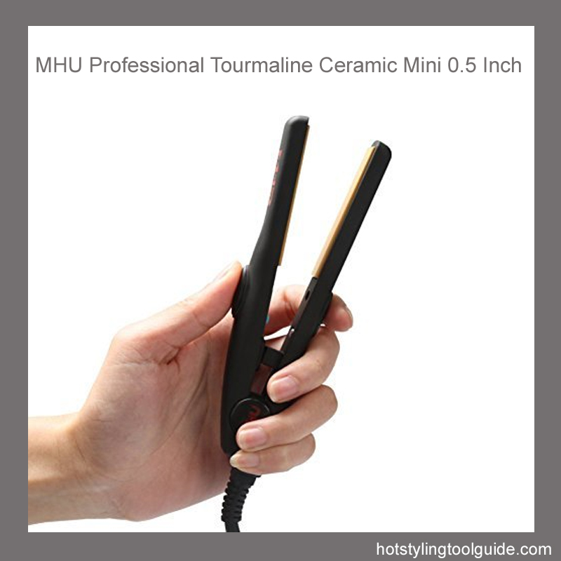 3 Best Mini Flat Irons For Short Hair Reviews 2020 Hot Styling Tool Guide