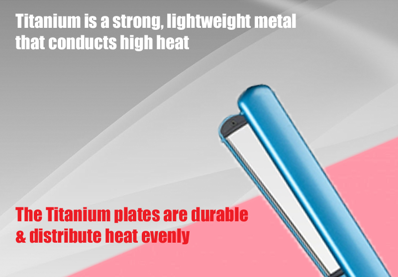 Titanium Vs Ceramic Which Type Of Hair Straightener Should
