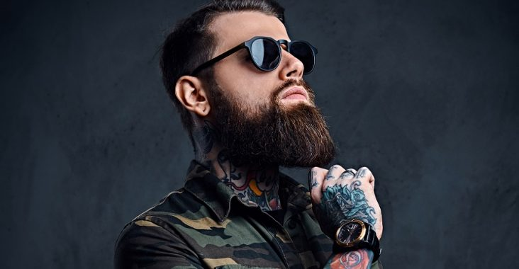 Grooming Product for Full Lush Beard
