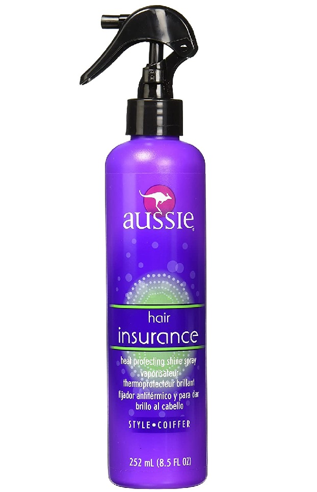 Aussie Hair Insurance Heat Protecting Spray
