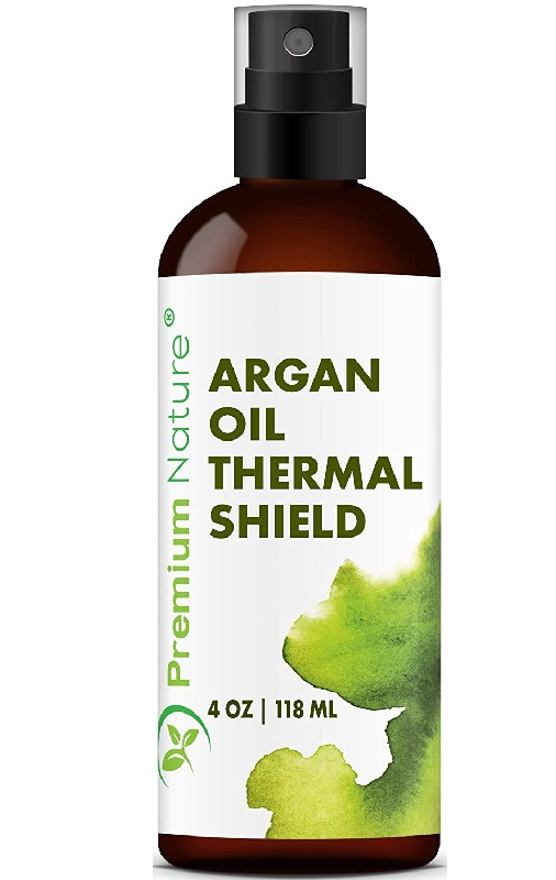 Premium Nature Argan Oil Hair Protectant Spray