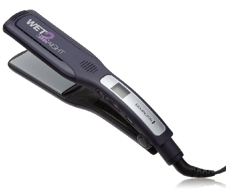 Remington Wet 2 Straight Tourmaline Ceramic Flat Iron