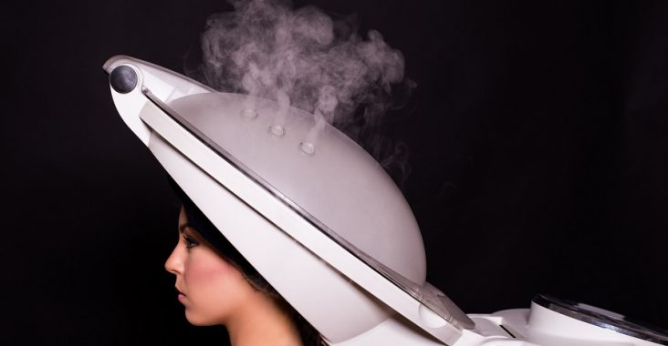 benefits of steaming hair