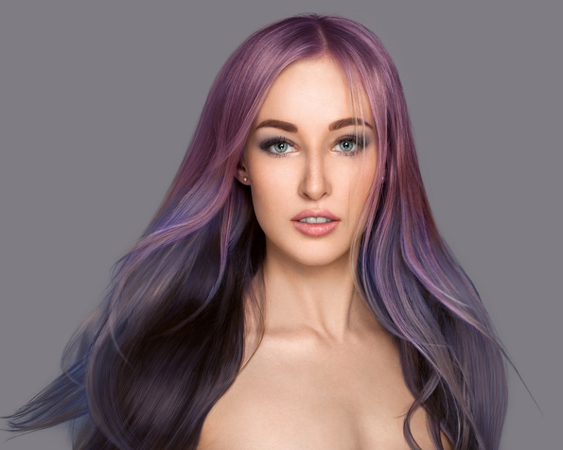 hair straightener for color treated hair