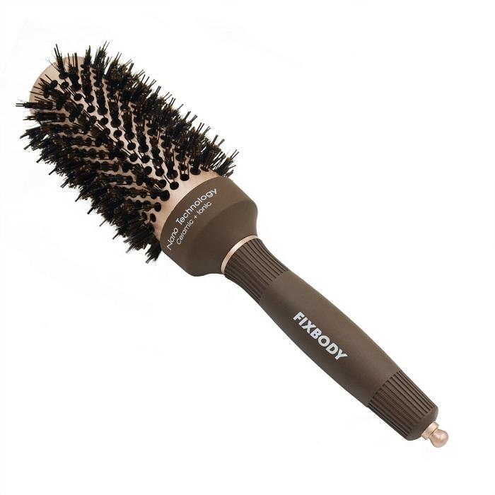 FIXBODY Round Hair Brush for Blow Drying