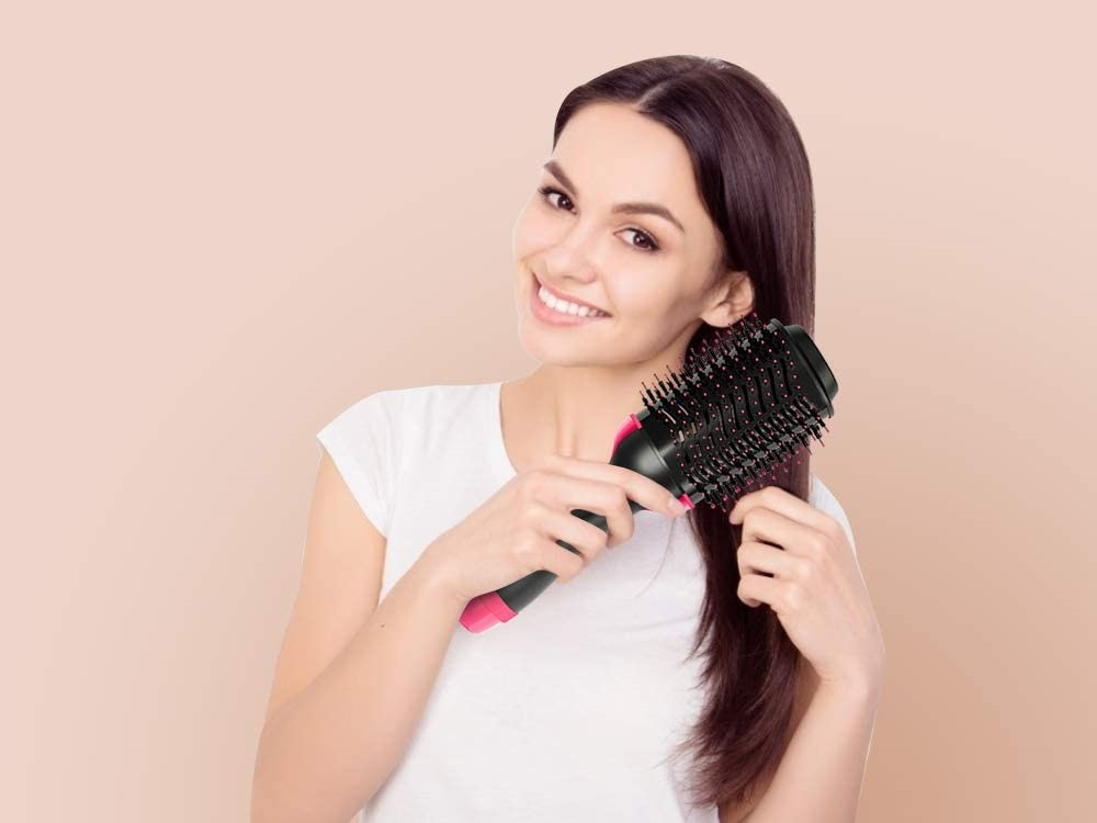 Round Brush for Blow Drying