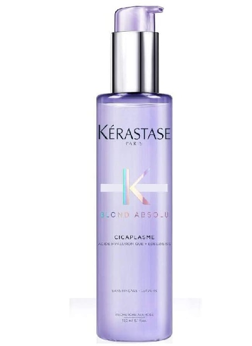KERASTASE Blond Absolu Cicaplasme Hair Heat Protecting Serum