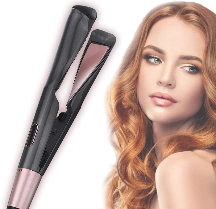LIUMY Professional Straightener and Curler