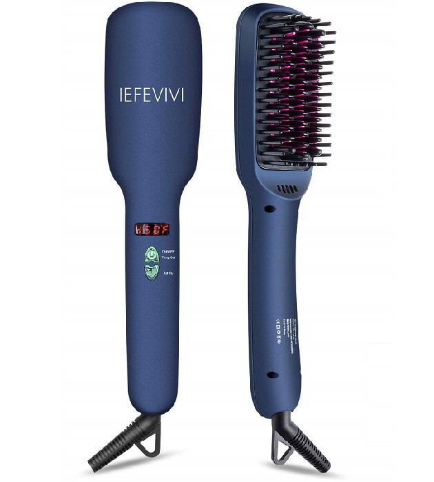 IEFEVIVI Hair Straightener Brush