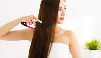 hair straightening comb