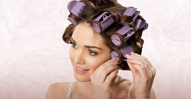 Hot Hair Rollers