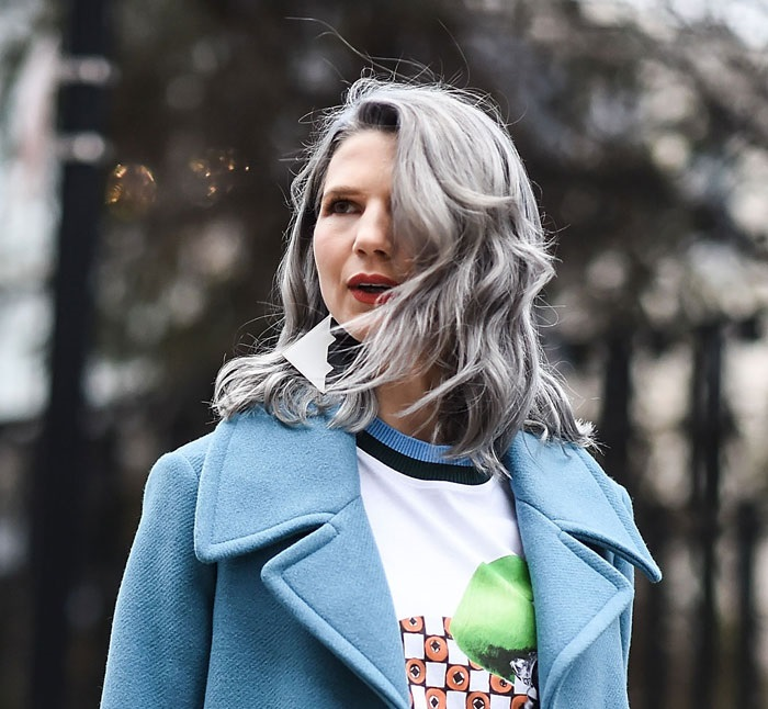 Best Frizzy Gray Hair Products