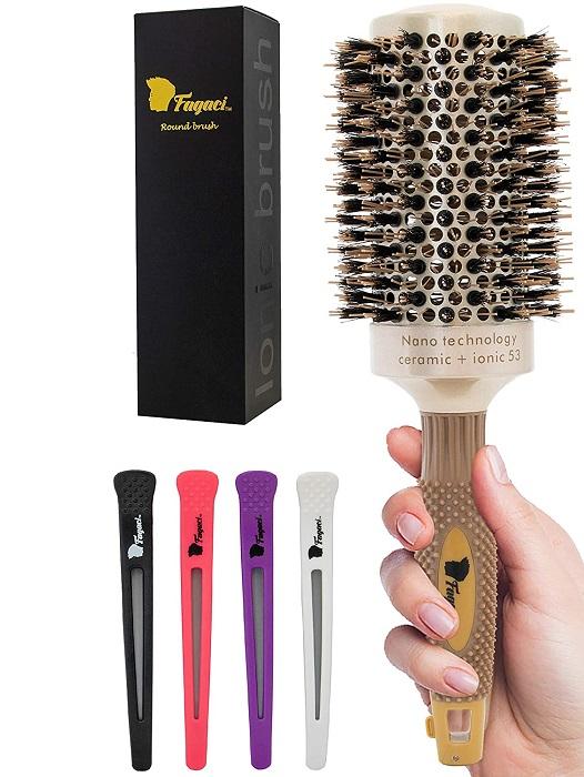 Fagaci Professional Large Round Brush