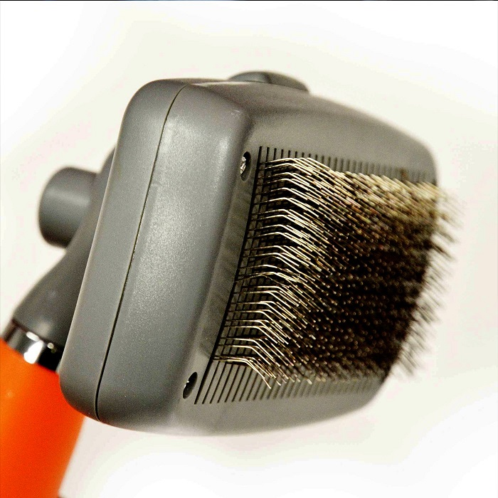 GoPets Professional Slicker Brush