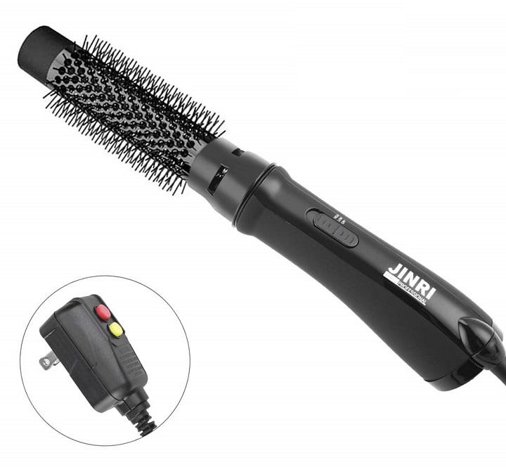 Jinri Volumizer Lightweight Straightening Brush