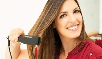best flat iron for frizzy hair