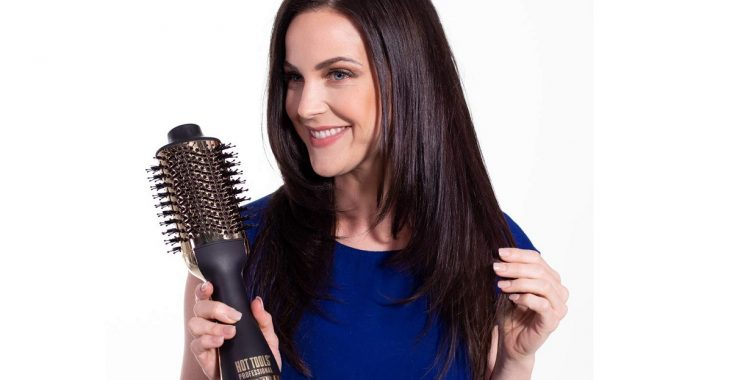 best hot air brush for thick hair