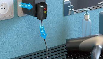 best travel converter for hair dryer