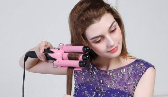 best triple barrel curling iron