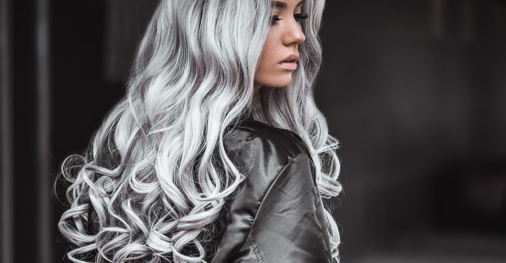 color depositing shampoo for gray hair