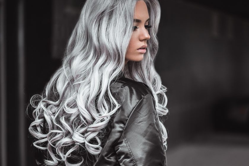 color depositing shampoo for gray hair