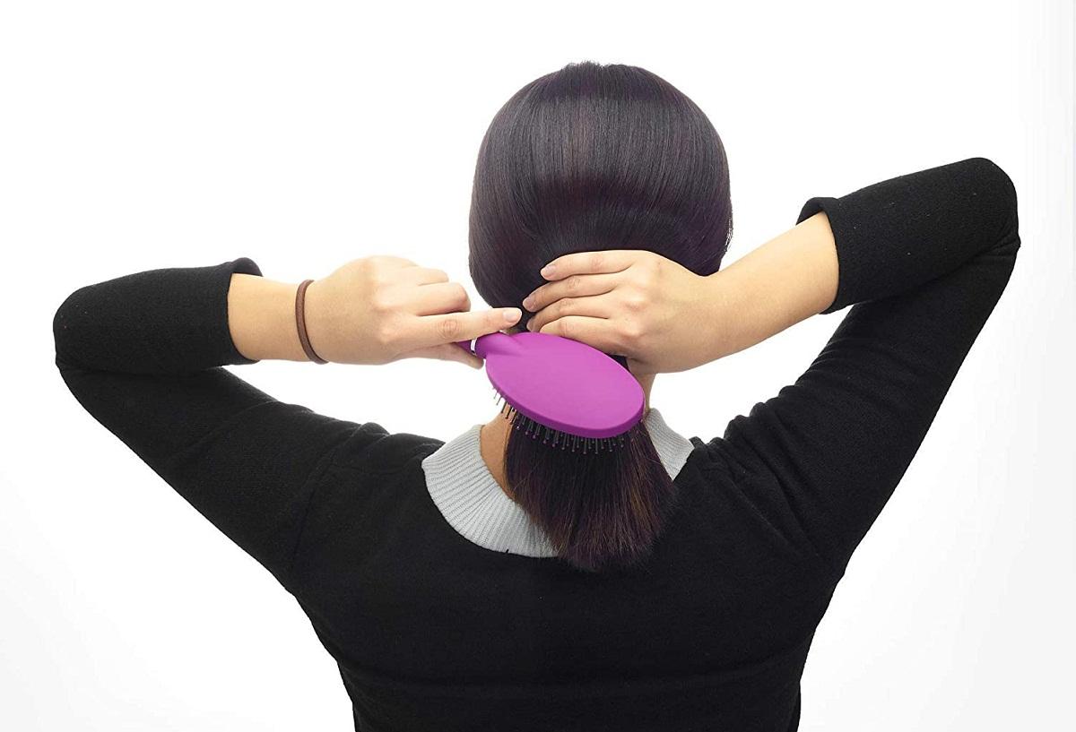 hair detangler brush