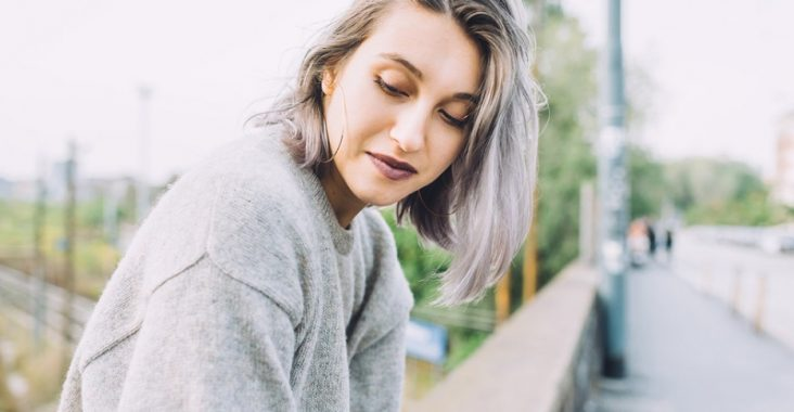 removing hair color from gray hair