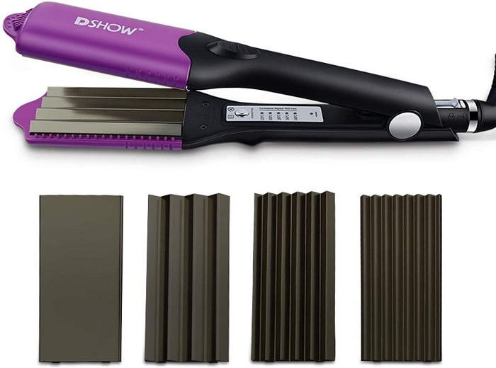DSHOW 4 in 1 Hair Curling Iron