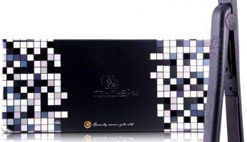 Royale Black Nano Ceramic Ionic Flat Iron