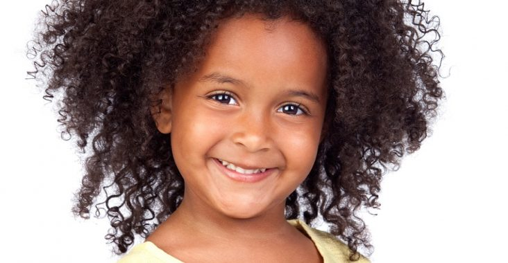 hair products for black toddlers