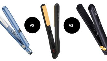 Babyliss vs. CHI vs. HSI Professional Hair Straightener