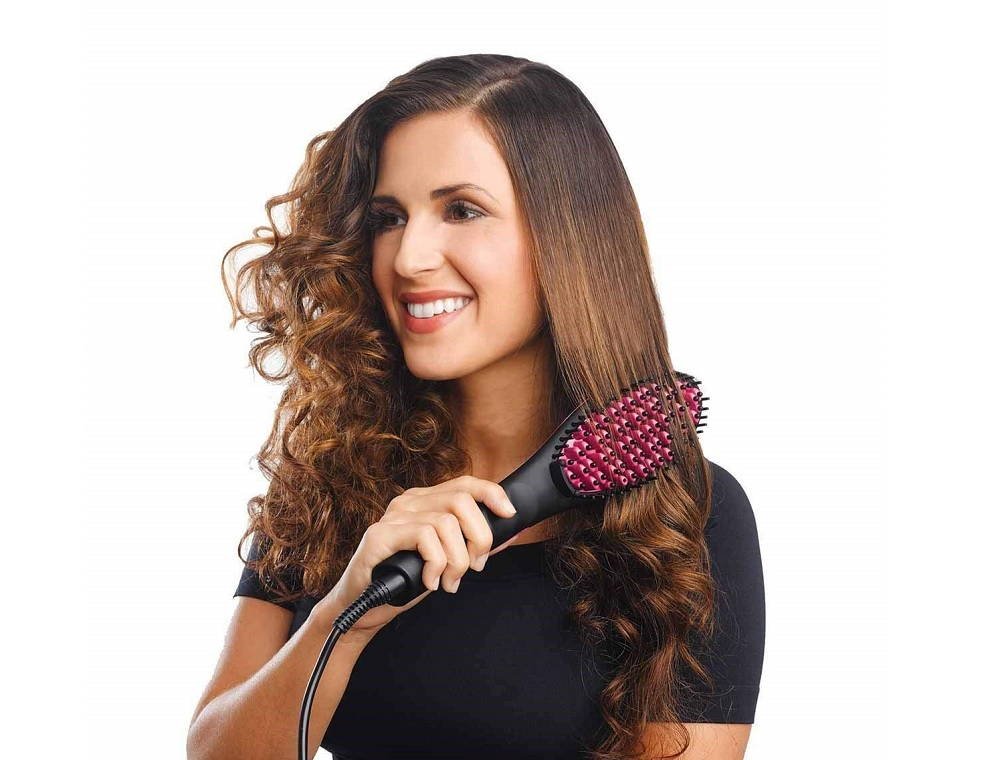 Best Hair Straightening Brushes for Your Hair Type