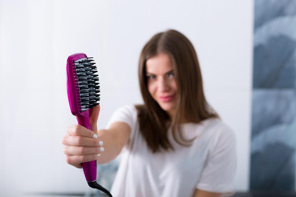 Buying a Hair Straightening Brush