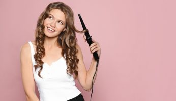 How to Curl Hair With a Curling Wand