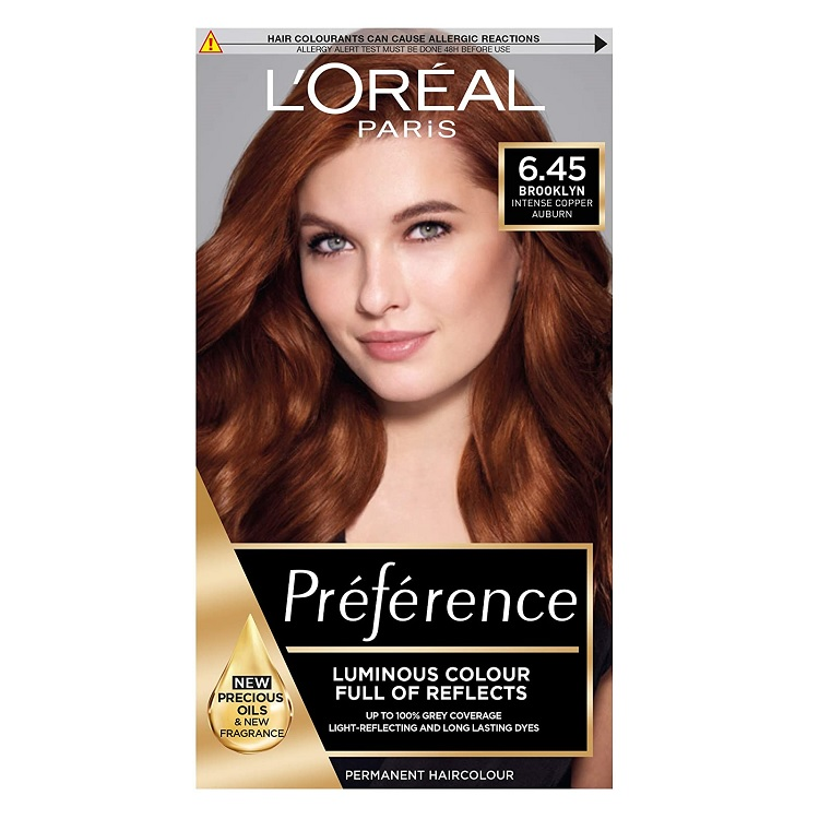 L'Oreal Preference Infinia Brooklyn Intense
