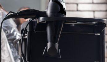 best hair dryer holder