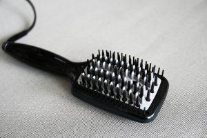 hot air paddle brush
