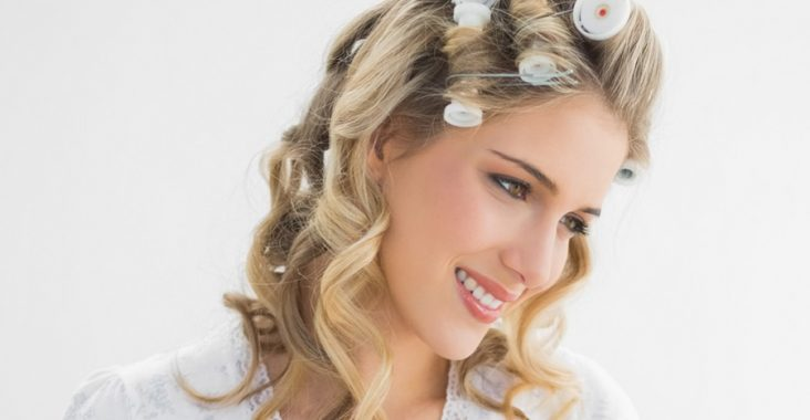 hot rollers for fine hair