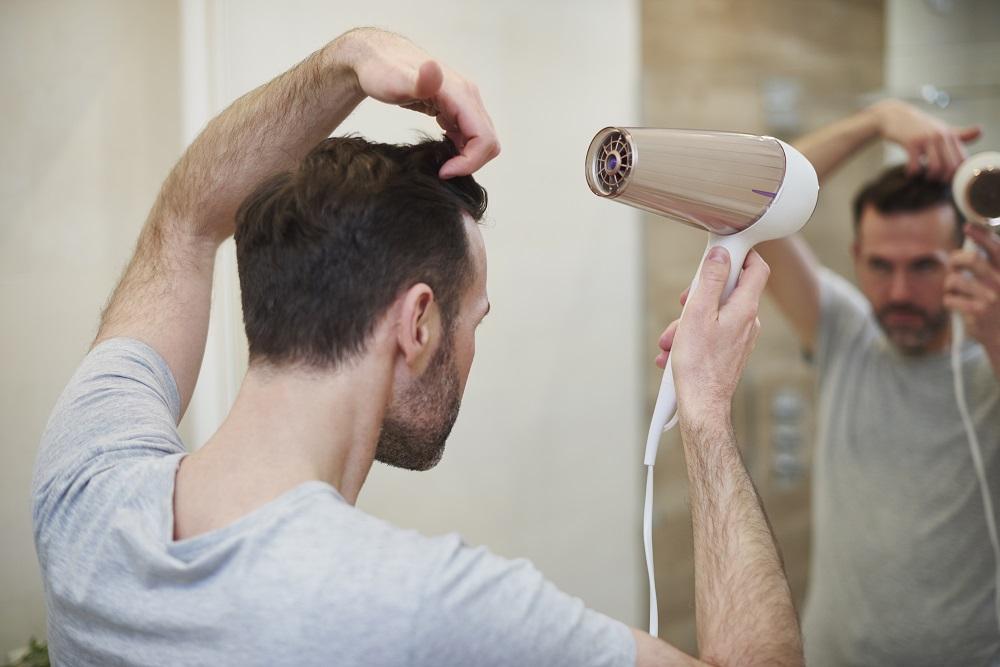 men's hair dryer