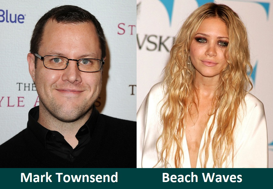 Beach Waves by Hairstylist Mark Townsend