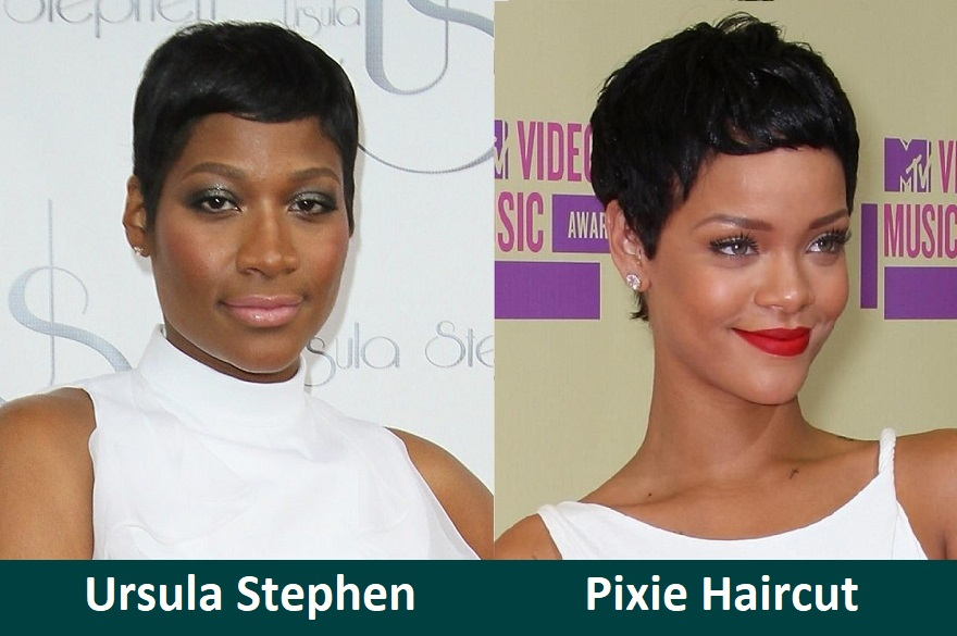 Pixie Haircut by Hairstylist Ursula Stephen