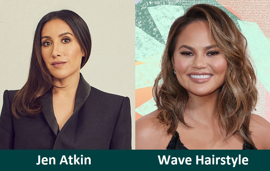 Wave Hairstyle by Hairstylist Jen Atkin