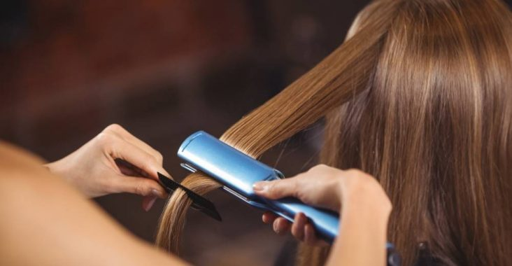 Babyliss Hair Straightener