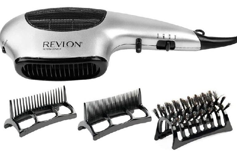 Revlon 3 in 1 Styling Hatchet Hair Dryer