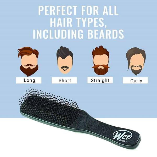 Wet Brush for Men