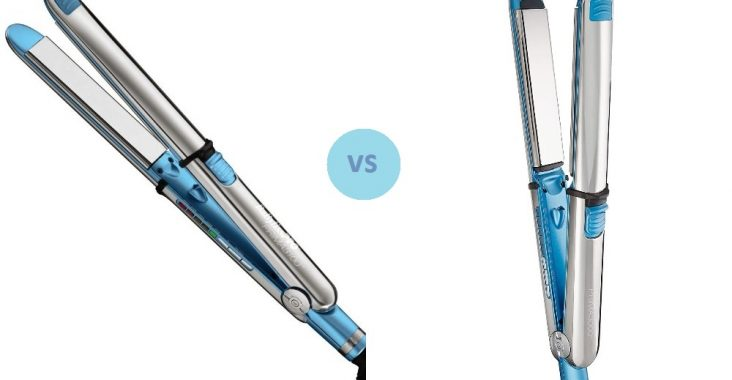 Difference Between BaBylissPRO Prima 3100 and 3000 Hair Straightener