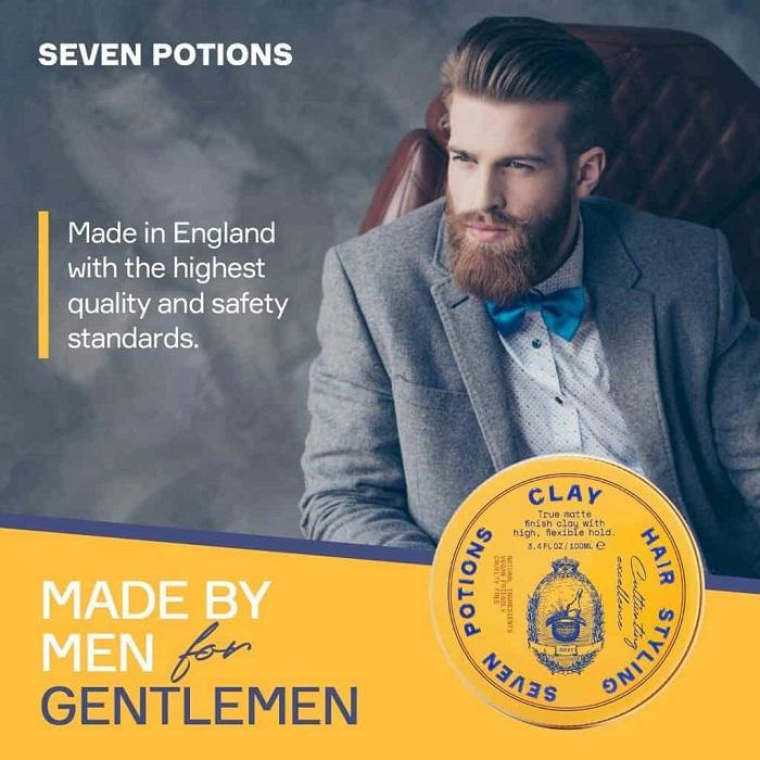 Seven Potions Hair Clay