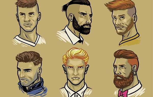 men's hair styling product